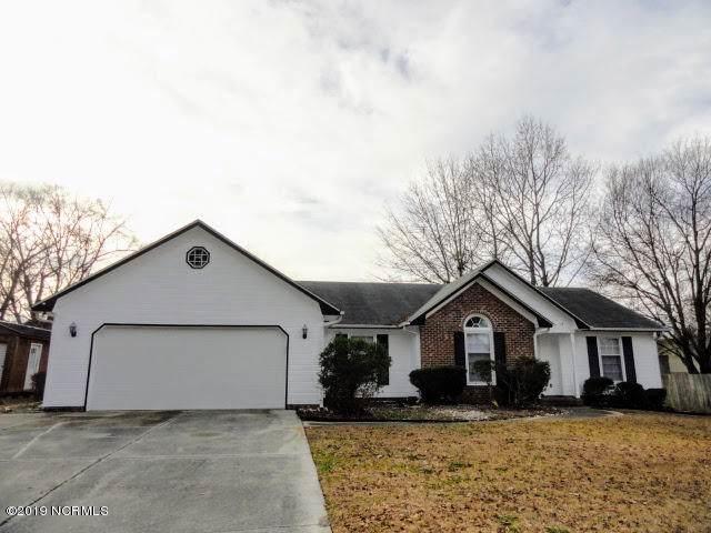 191 Raintree Circle, Jacksonville, NC 28540 (MLS #100197636) :: RE/MAX Elite Realty Group