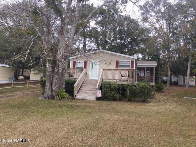 823 Dogwood Drive, Sunset Beach, NC 28468 (MLS #100197854) :: Castro Real Estate Team