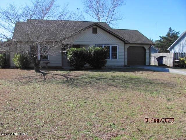 415 Red Fox Trail, Newport, NC 28570 (MLS #100198276) :: The Tingen Team- Berkshire Hathaway HomeServices Prime Properties