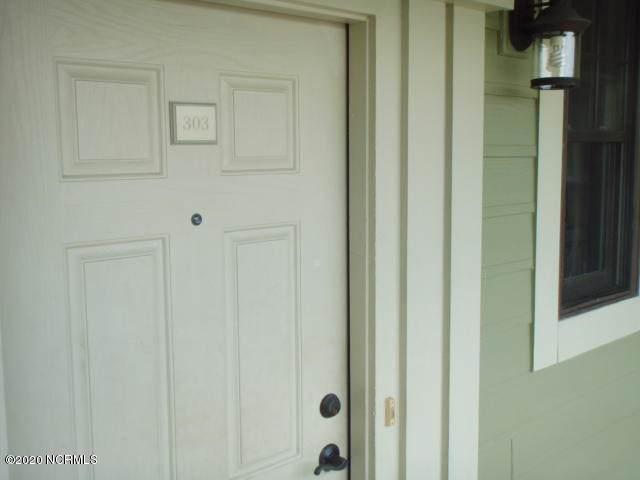 561 Garden Terrace #303, Wilmington, NC 28405 (MLS #100198557) :: David Cummings Real Estate Team