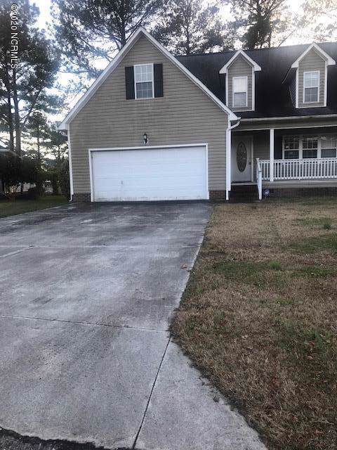 608 Player Court, Jacksonville, NC 28540 (MLS #100199061) :: CENTURY 21 Sweyer & Associates