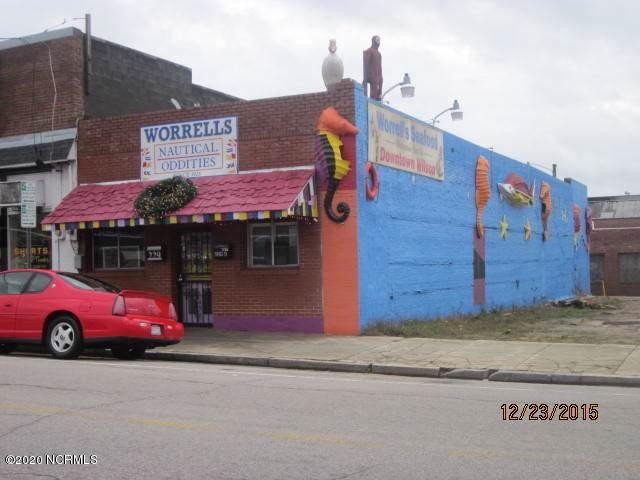 229 Goldsboro Street S, Wilson, NC 27893 (MLS #100199298) :: Vance Young and Associates