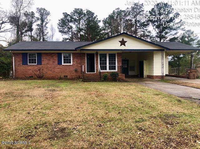 4 Princeton Drive, Jacksonville, NC 28546 (MLS #100199434) :: The Chris Luther Team