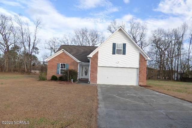 102 Mendover Drive, Jacksonville, NC 28546 (MLS #100199585) :: David Cummings Real Estate Team