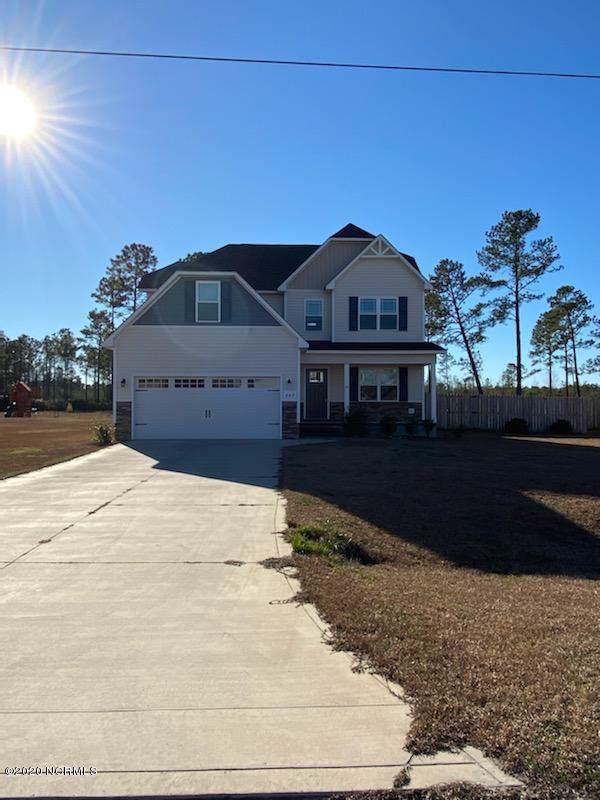 207 Zonnie Lane, Jacksonville, NC 28540 (MLS #100199679) :: Castro Real Estate Team