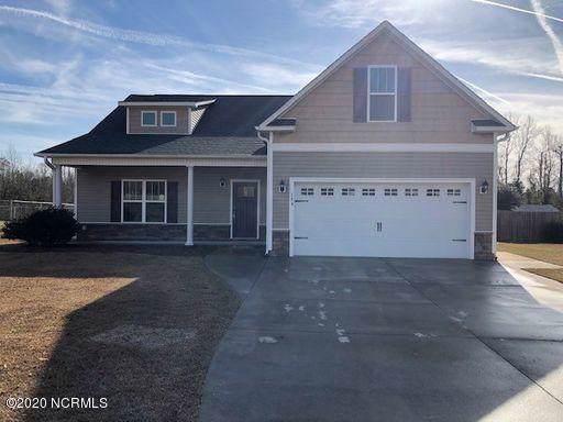 194 Maready Road, Jacksonville, NC 28546 (MLS #100199734) :: Lynda Haraway Group Real Estate