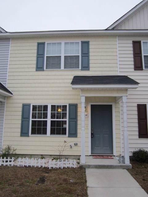7004 Banister Loop, Jacksonville, NC 28546 (MLS #100199760) :: Lynda Haraway Group Real Estate