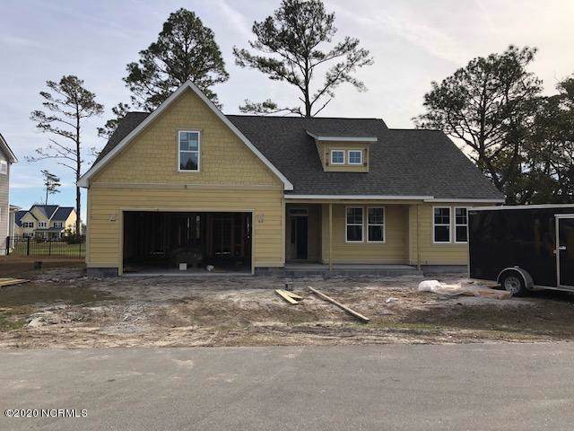 314 Seafarer Street, Newport, NC 28570 (MLS #100199888) :: The Chris Luther Team