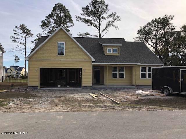 314 Seafarer Street, Newport, NC 28570 (MLS #100199888) :: The Tingen Team- Berkshire Hathaway HomeServices Prime Properties