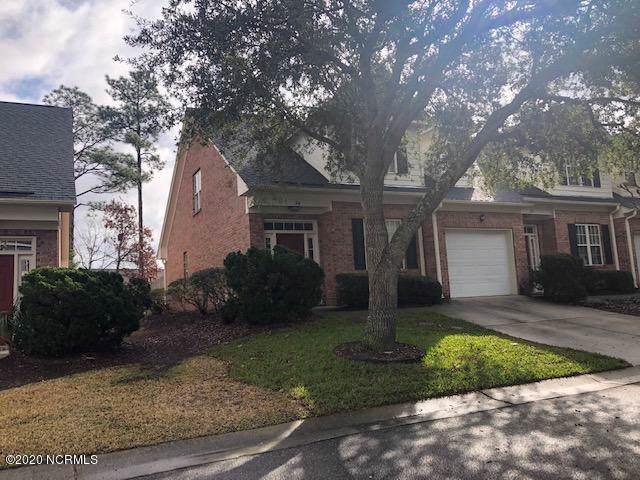 5006 Carleton Drive #54, Wilmington, NC 28403 (MLS #100199907) :: David Cummings Real Estate Team