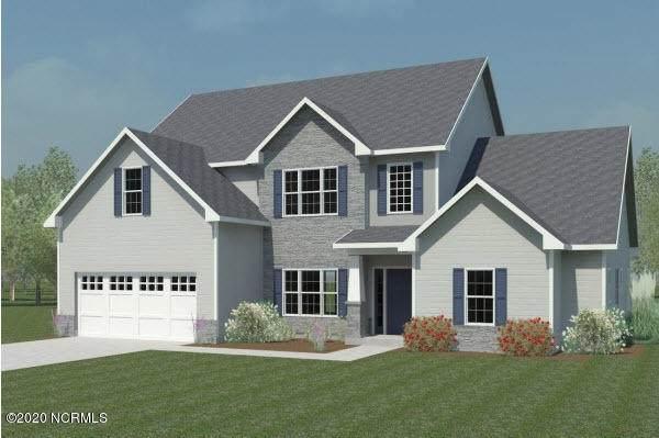 1014 Bluefish Place, New Bern, NC 28562 (MLS #100200113) :: Coldwell Banker Sea Coast Advantage