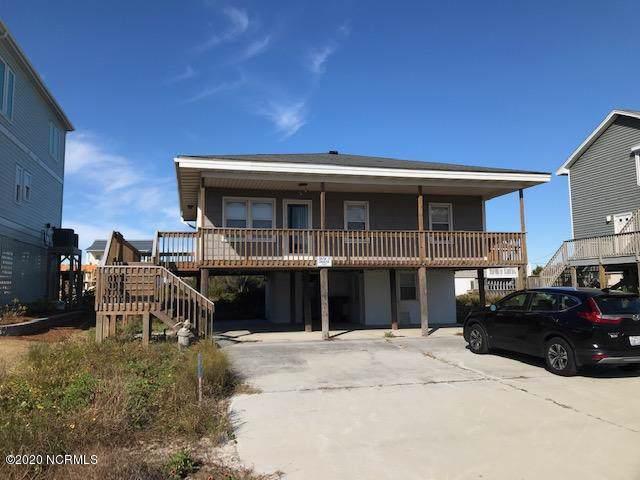 1420 Ocean Boulevard, Topsail Beach, NC 28445 (MLS #100200132) :: The Keith Beatty Team