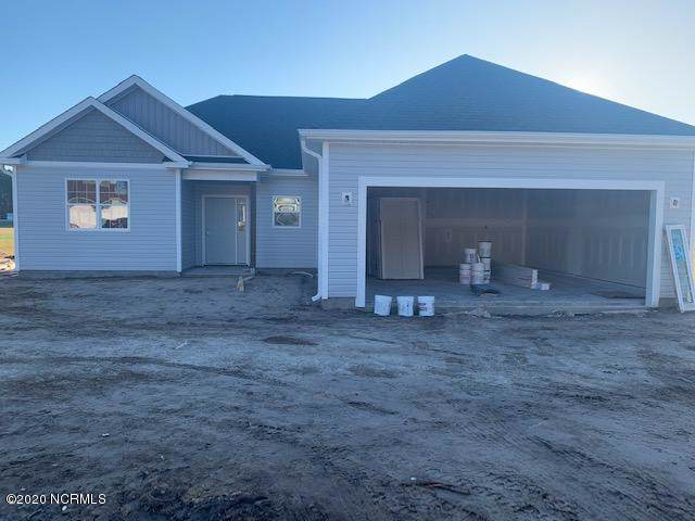 209 Lakeside Drive, Sneads Ferry, NC 28460 (MLS #100200167) :: The Chris Luther Team