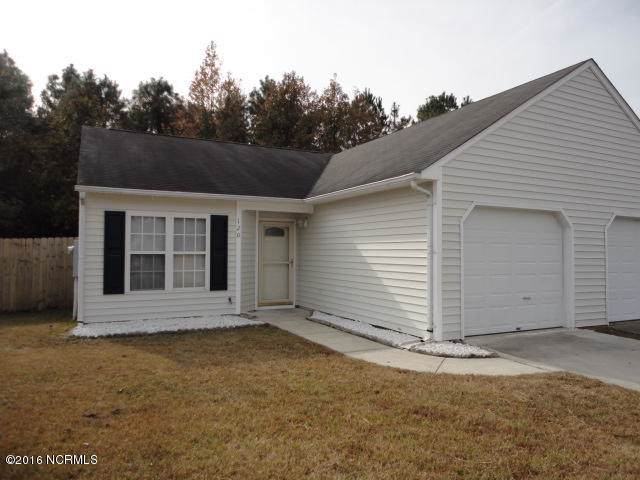 120 Gooding Drive, Havelock, NC 28532 (MLS #100200197) :: Lynda Haraway Group Real Estate