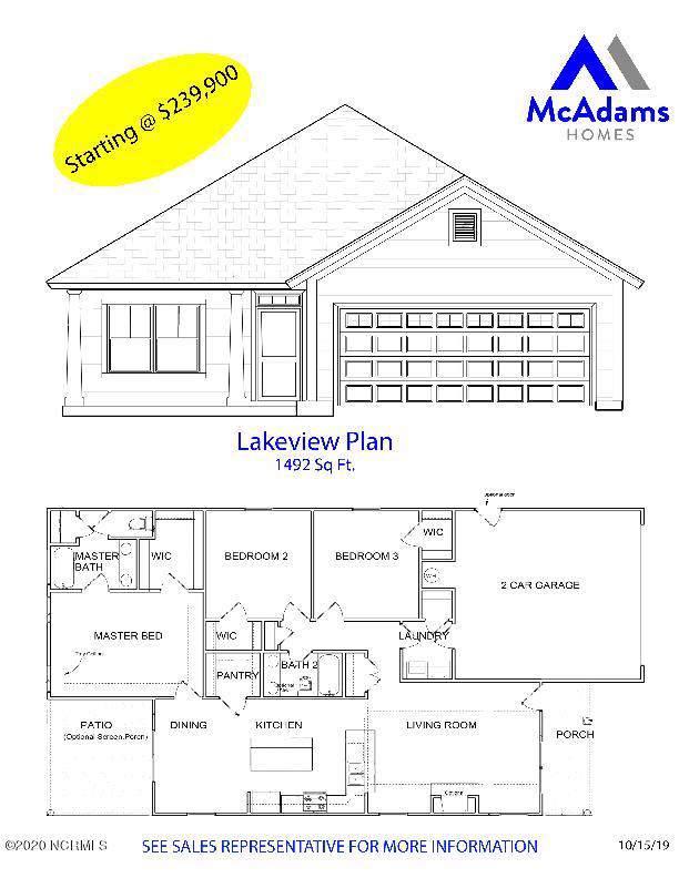 4660 Runaway Bay Lane, Wilmington, NC 28405 (MLS #100200251) :: CENTURY 21 Sweyer & Associates