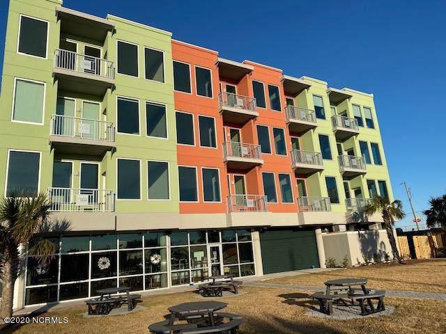 102 Cape Fear Boulevard #203, Carolina Beach, NC 28428 (MLS #100200288) :: Vance Young and Associates