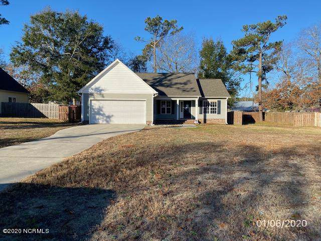 207 Chadwick Shores Drive, Sneads Ferry, NC 28460 (MLS #100200335) :: The Oceanaire Realty