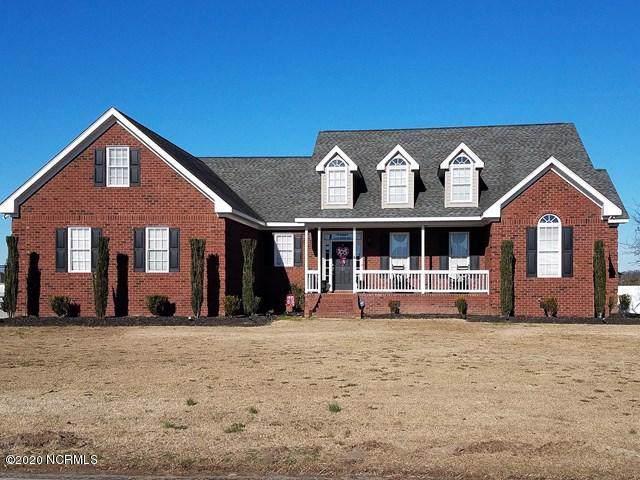 529 Old 7 Springs Road, Mount Olive, NC 28365 (MLS #100200537) :: Courtney Carter Homes