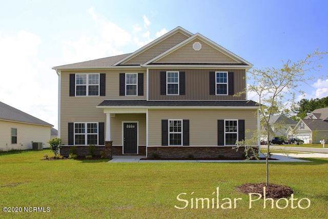 237 Wood House Drive, Jacksonville, NC 28546 (MLS #100200754) :: Donna & Team New Bern