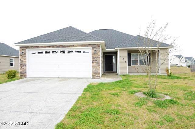 408 Wynbrookee Lane, Jacksonville, NC 28546 (MLS #100200817) :: Castro Real Estate Team