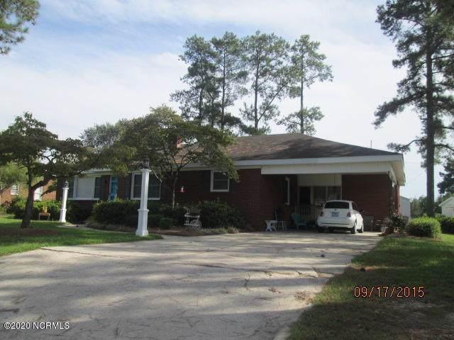 303 S Saratoga Street, Stantonsburg, NC 27883 (MLS #100200856) :: Berkshire Hathaway HomeServices Prime Properties