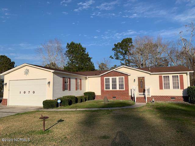 1070 Captains Court SW, Calabash, NC 28467 (MLS #100200870) :: Donna & Team New Bern