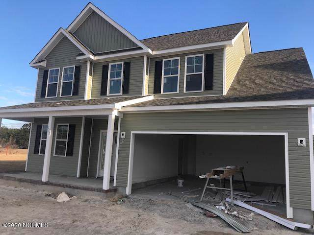 111 Paddle Lane Ln, Swansboro, NC 28584 (MLS #100200904) :: Castro Real Estate Team