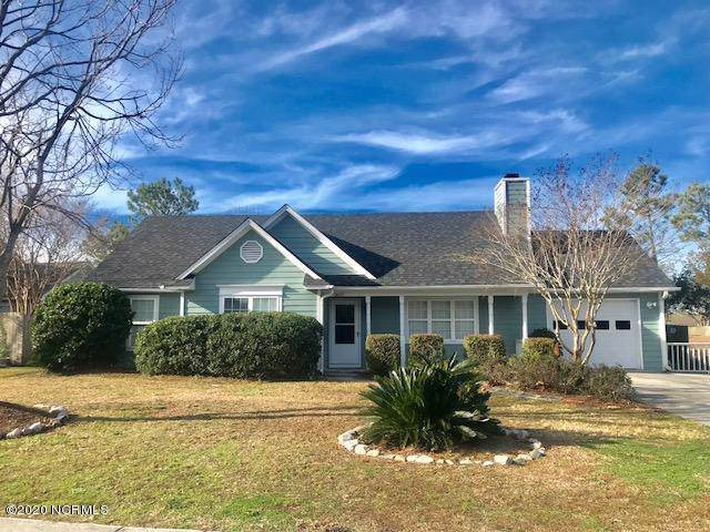 2625 Sapling Circle, Wilmington, NC 28411 (MLS #100201152) :: The Oceanaire Realty