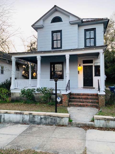 1108 S 4th Street, Wilmington, NC 28401 (MLS #100201195) :: RE/MAX Essential