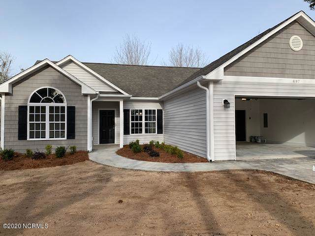 697 E Ocean Highway, Holly Ridge, NC 28445 (MLS #100201249) :: Destination Realty Corp.