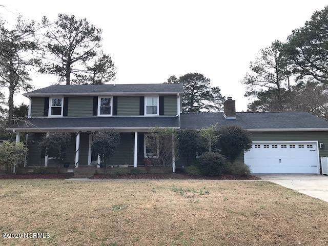 403 Scotsdale Drive, Jacksonville, NC 28546 (MLS #100201324) :: The Keith Beatty Team