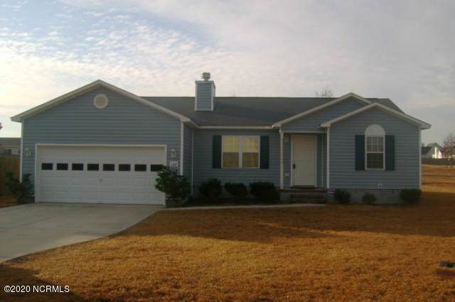 127 Linden Road, Richlands, NC 28574 (MLS #100201325) :: Berkshire Hathaway HomeServices Hometown, REALTORS®
