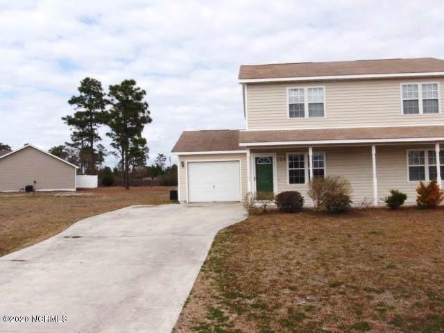 137 Charlton Road, Hubert, NC 28539 (MLS #100201330) :: Berkshire Hathaway HomeServices Hometown, REALTORS®