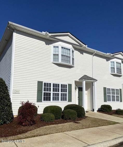 1201 Cross Creek Circle A1, Greenville, NC 27834 (MLS #100201343) :: Berkshire Hathaway HomeServices Hometown, REALTORS®
