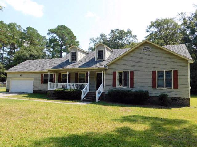 12481 Cypress Drive, Laurinburg, NC 28352 (MLS #100201354) :: The Chris Luther Team
