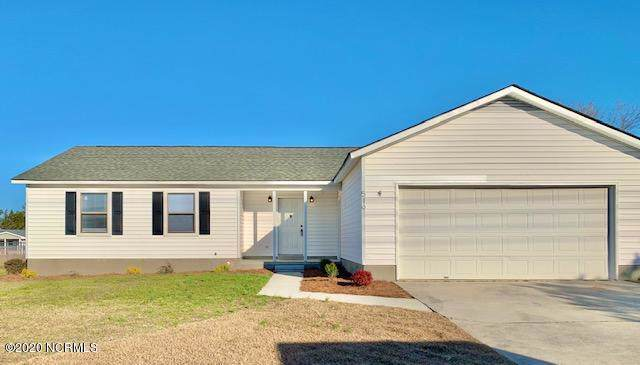 519 Sand Ridge Road, Hubert, NC 28539 (MLS #100201364) :: The Keith Beatty Team