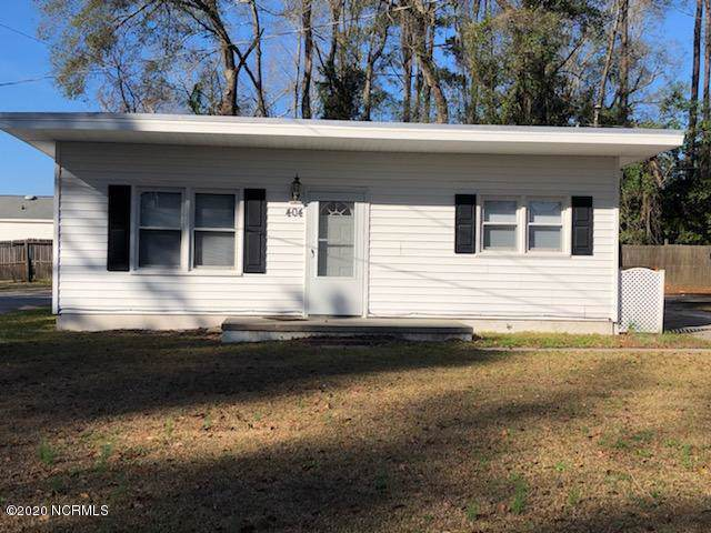 402 Washington Street, Whiteville, NC 28472 (MLS #100201399) :: CENTURY 21 Sweyer & Associates