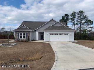 602 Great Harbor Way, Sneads Ferry, NC 28460 (MLS #100201636) :: The Oceanaire Realty