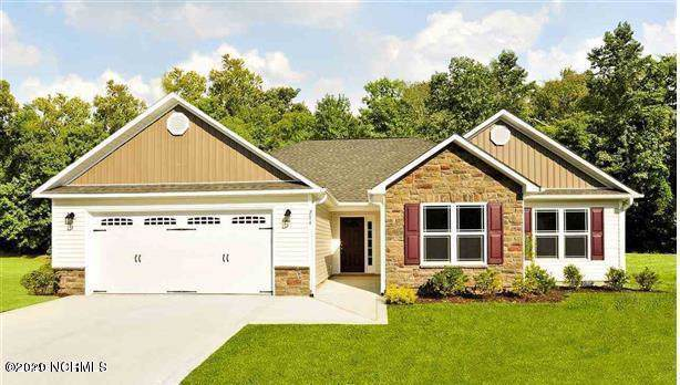 117 Village Creek Drive, Maysville, NC 28555 (MLS #100201672) :: RE/MAX Elite Realty Group