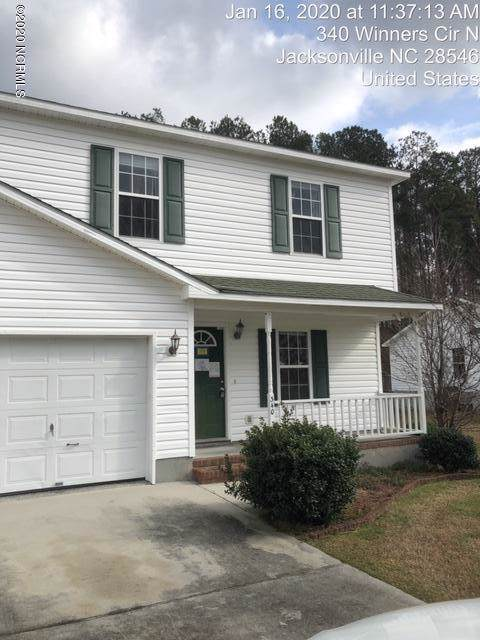 340 Winners Circle N, Jacksonville, NC 28546 (MLS #100201689) :: The Oceanaire Realty