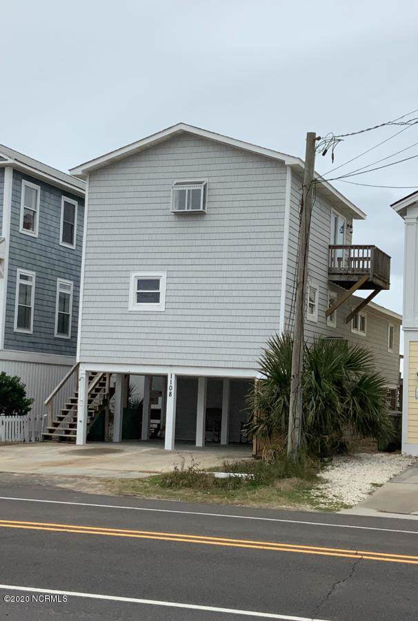 1108 N Fort Fisher Boulevard A-B, Kure Beach, NC 28449 (MLS #100201690) :: RE/MAX Essential
