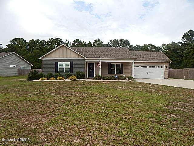 533 Old Folkstone Road, Holly Ridge, NC 28445 (MLS #100203038) :: Berkshire Hathaway HomeServices Hometown, REALTORS®