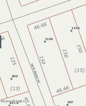 1100 Woodard Avenue SE, Wilson, NC 27893 (MLS #100203210) :: Frost Real Estate Team