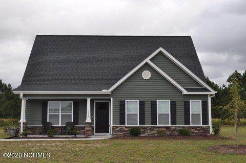 1524 Penncross Drive, Greenville, NC 27834 (MLS #100203357) :: The Keith Beatty Team
