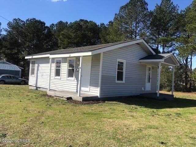 109 N Forbes Street, La Grange, NC 28551 (MLS #100203433) :: David Cummings Real Estate Team