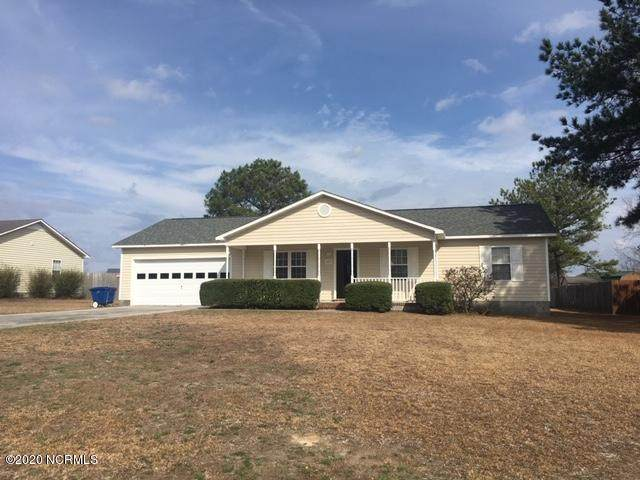 209 Redberry Drive, Richlands, NC 28574 (MLS #100204111) :: Courtney Carter Homes