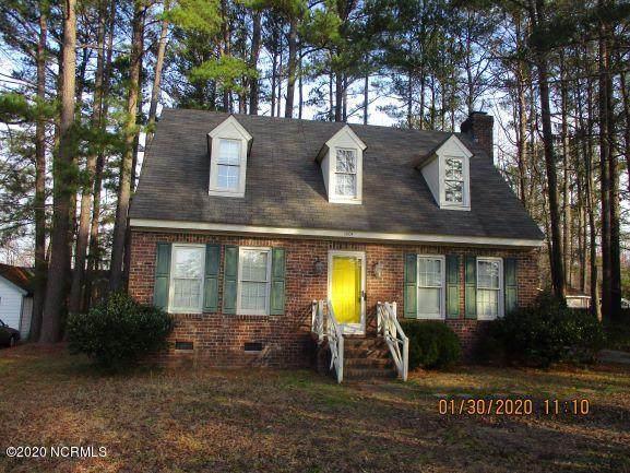 1804 Mapleton Drive, Rocky Mount, NC 27803 (MLS #100204364) :: Lynda Haraway Group Real Estate
