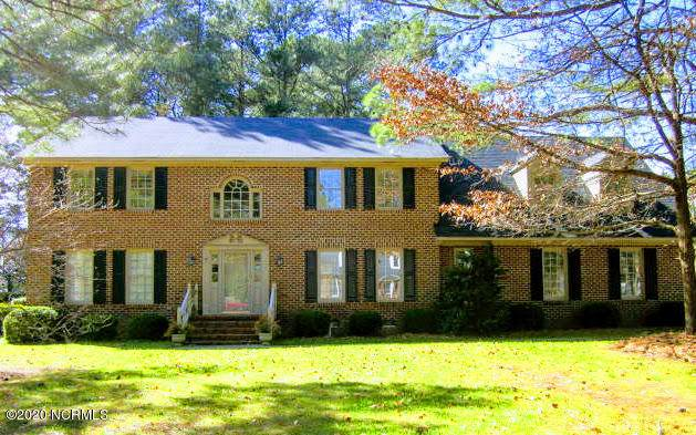1715 Waterford Drive NW, Wilson, NC 27896 (MLS #100204373) :: The Keith Beatty Team