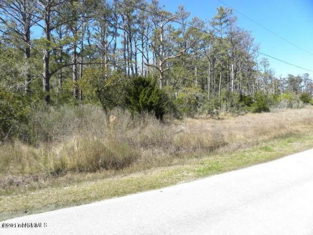 141 Through The Woods Road, Marshallberg, NC 28553 (MLS #100204417) :: CENTURY 21 Sweyer & Associates