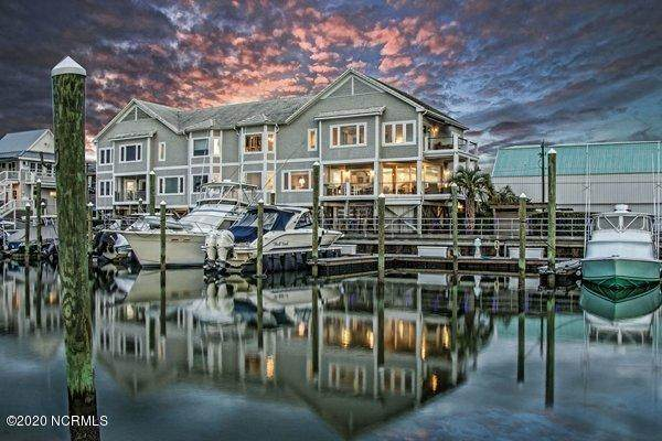 8 Marina Street B, Wrightsville Beach, NC 28480 (MLS #100204648) :: Thirty 4 North Properties Group